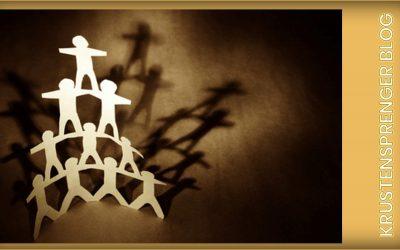 Hierarchische Führung ist Teil eines unverantwortlichen Spiels