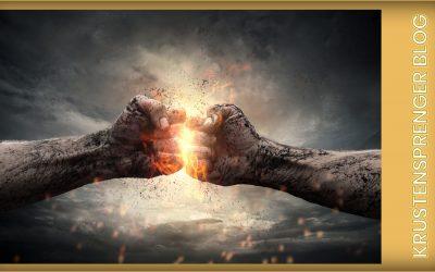 Konflikte sind Katalysatoren für Evolution