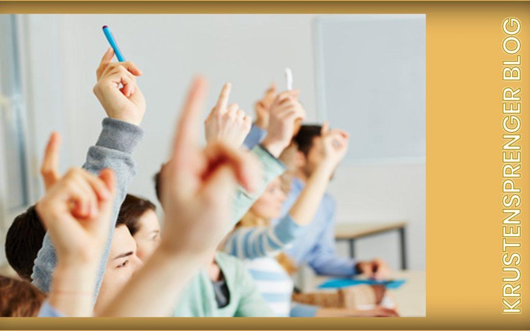 Schnelles Lernen ist eine Notwendigkeit  der nächsten Kultur